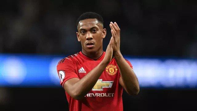 Pencapaian Christiano Ronaldo Berhasil Dilewati Anthony Martial Di Manchester United