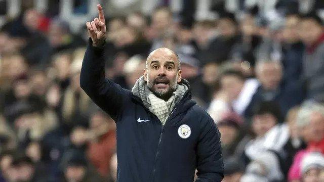 Guardiola Memuji Pemain Manchester City
