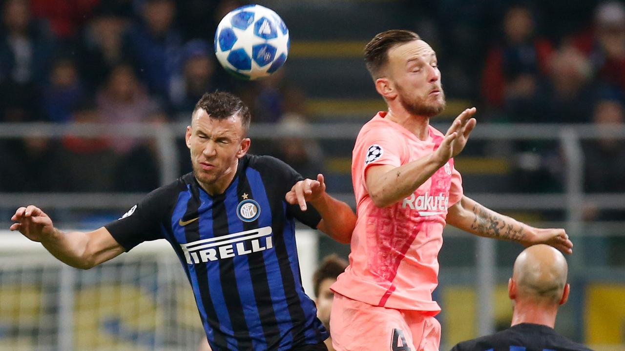 Ivan Rakitic Akan Segera Bergabung Dengan Inter Milan