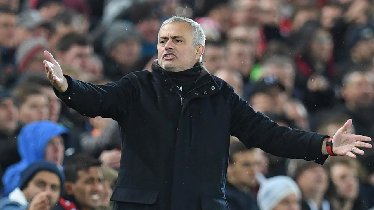 Mourinho Melatih Club Brazil Setelah Di Pecat Manchester United