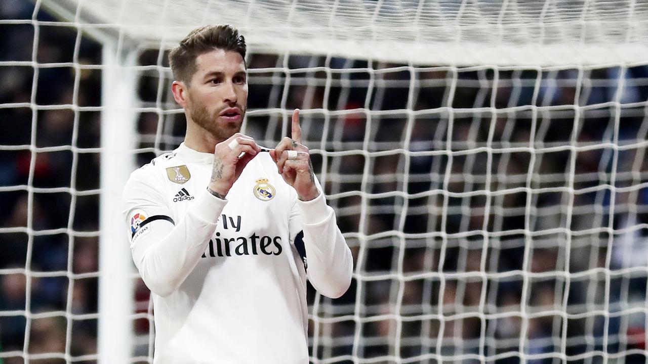 Cristiano Ronaldo Tinggalkan Real Madrid, Sergio Ramos Merasa Senang