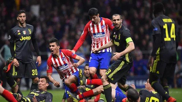 Juventus Masih Berkesempatan Mengalahakan Atletivo Madrid