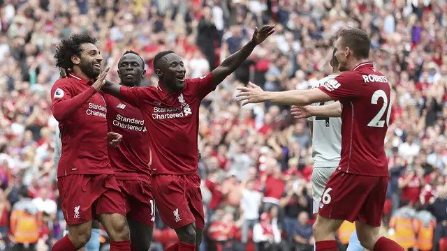 Instruksi Yang Diberikan Untuk Liverpool Melawan Everton