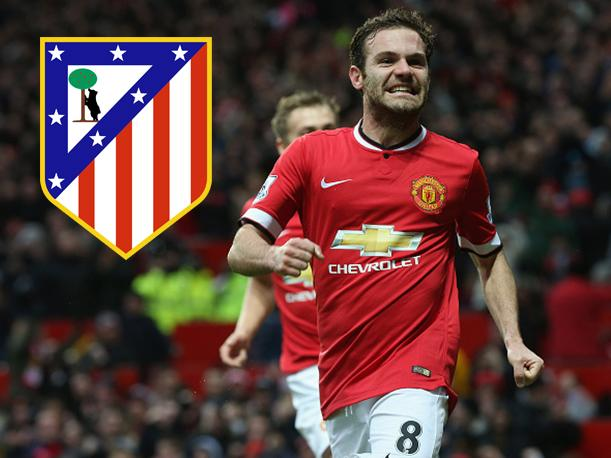 Juan Mata Ingin Ke Atletico Madrid