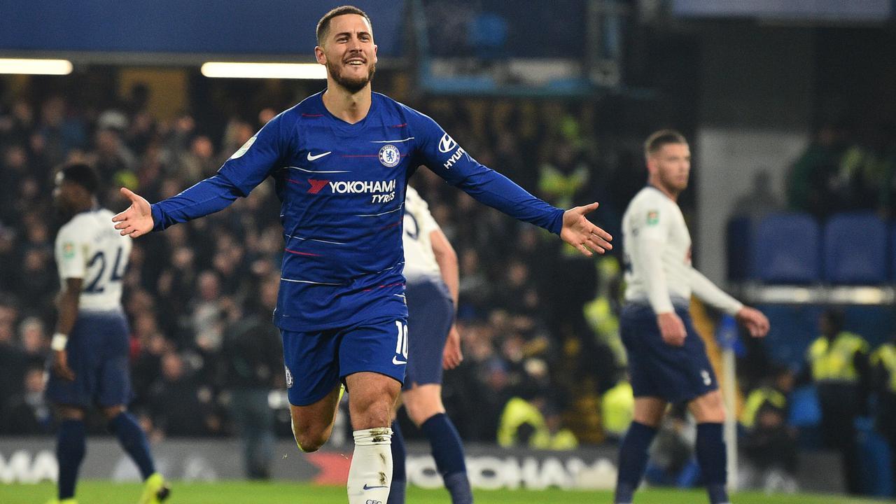 Legenda Chelsea Mengatakan Bahwa Eden Hazard Sulit Menolak Real Madrid