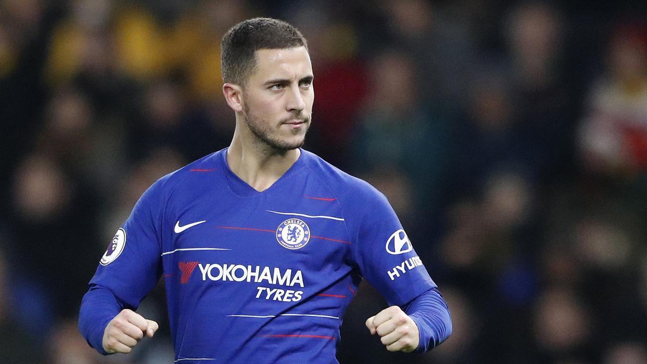Eden Hazard Tidak Akan Memperpanjang Kontrak Di Chelsea,